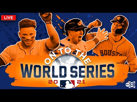 LIVE: ABC13 special coverage of the Houston Astros ALCS win