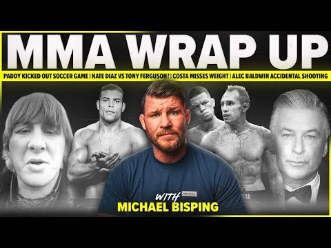 Michael Bisping MMA Wrap Up LIVE!
