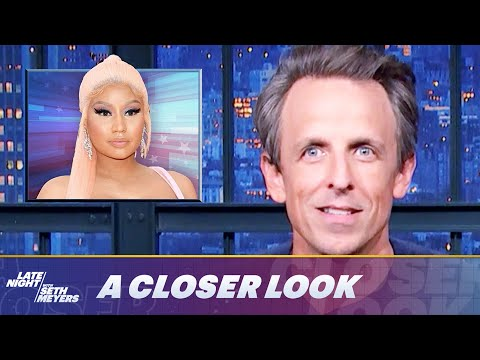 White House Offers to Call Nicki Minaj After Swollen Testicles Tweet: A Closer Look
