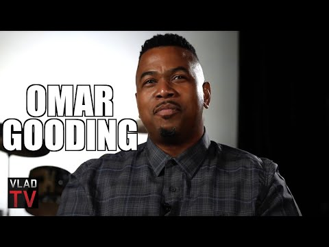 Omar Gooding on Ving Rhames Getting Fed Up with Him During 'Baby Boy' Rehearsals (Part 10)